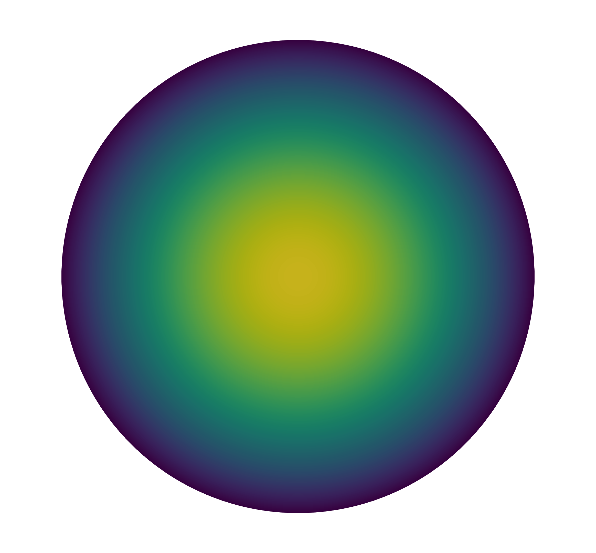 Solution of the two-dimensional Gelfand problem.